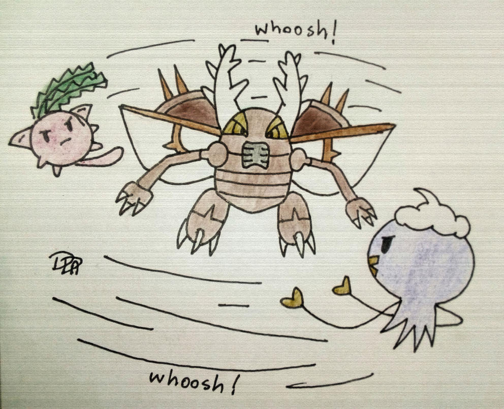 Boss Fight - Mega Pinser - The A Team by Sm-ArtThings