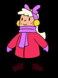 Winter Chloe by Sm-ArtThings
