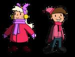 Winter Season FoP by Sm-ArtThings