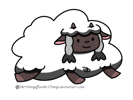 Wooly Wooloo