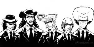 elite beat agents are go by kamladolly
