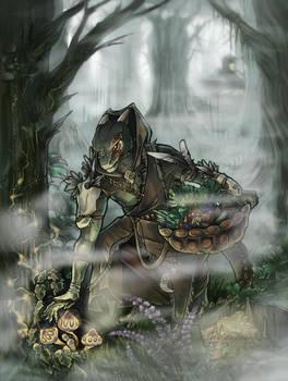 Argonian witch