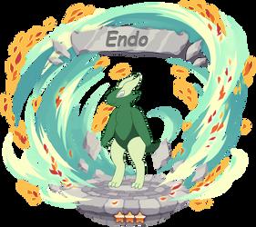 Endo - Drakapon App