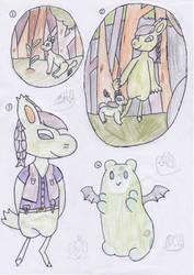 Peggy Doodles