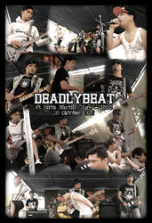 DEADLYBEAT at Mata Rantai Gigs