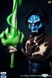 Raziel - Soul Reaver: Legacy of Kain Cosplay