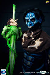 Raziel - Soul Reaver: Legacy of Kain Cosplay by SketchMcDraw