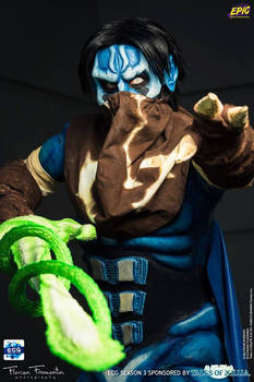 Raziel - Soul Reaver: Legacy of Kain Cosplay