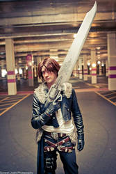 Squall Leonhart - The Mission