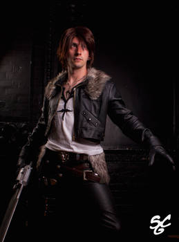 Squall Leonhart - Find Your Way