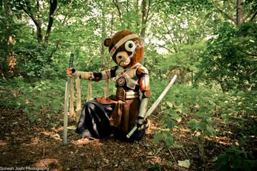 Kuma (Afro Samurai) - Forest Opening