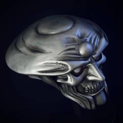 Yoshimitsu Helmet - Ver. 2.0