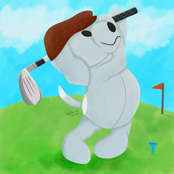Commission - Golf Buddy