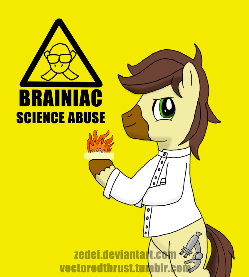 Brainiac: Science Abuse, with Calpain by zedef