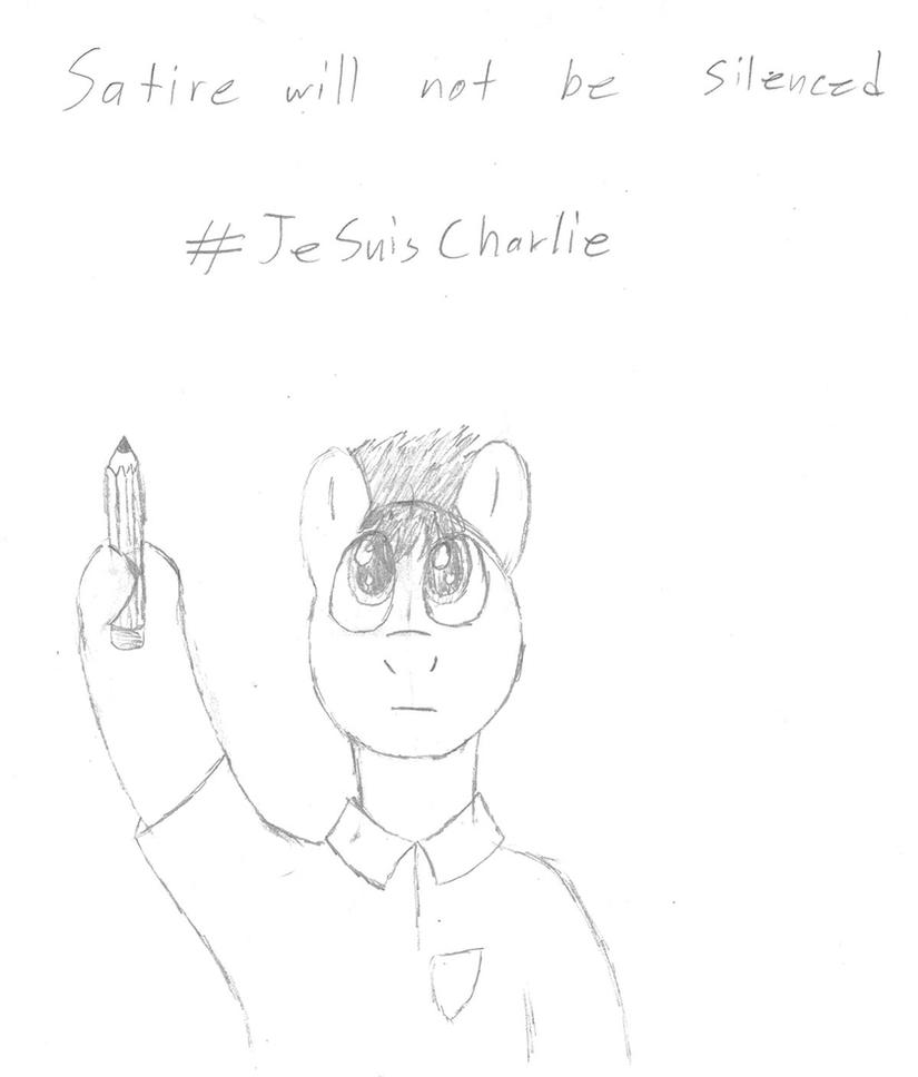 Je Suis Charlie by zedef