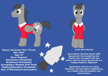 Vectored Thrust Reference Sheet - My OC