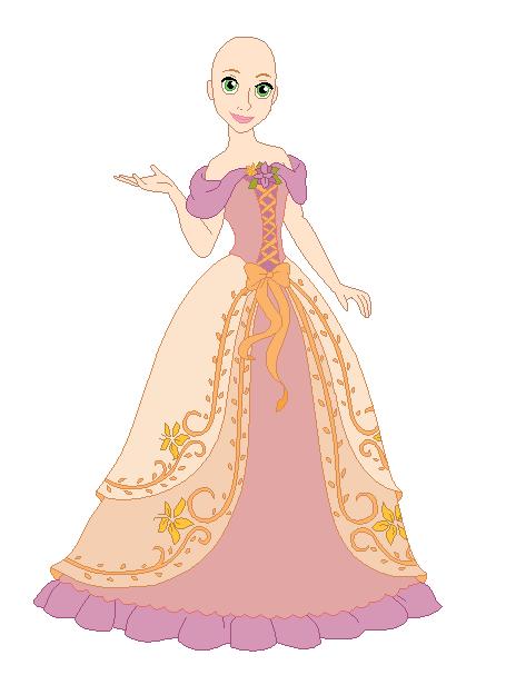 Rapunzel Dress Base 01 By Raygirlbases On Deviantart