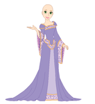 Rapunzel dress base 04