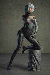 Enna Rei 01 by studiomelancholia