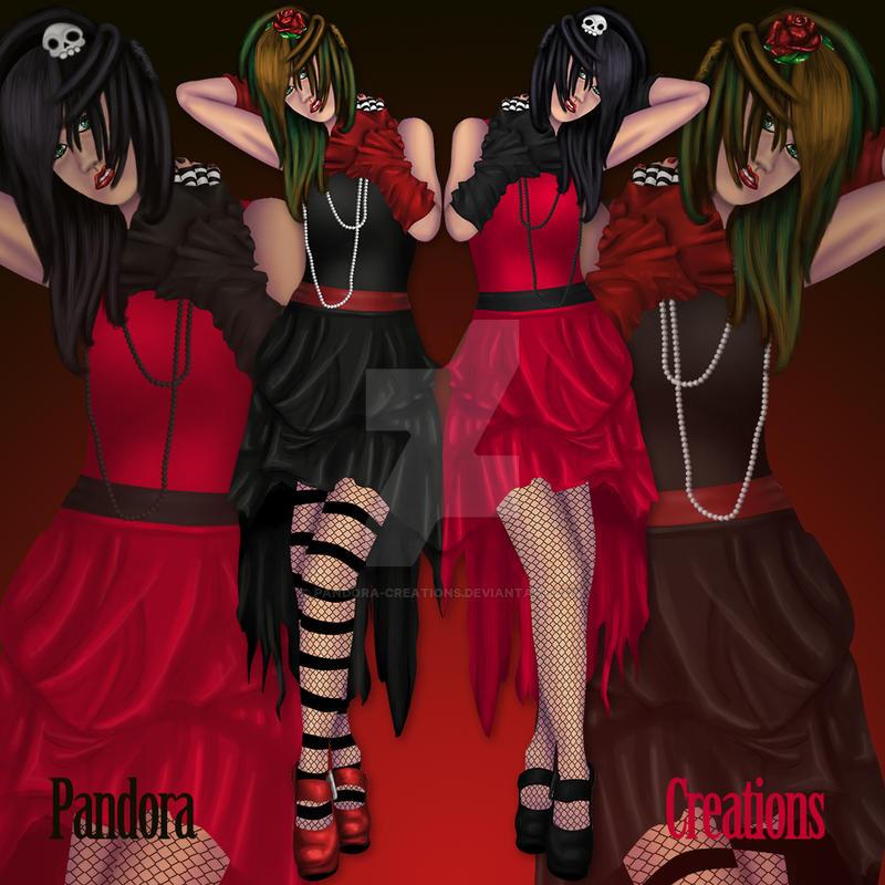 Penelope DA Pandora-Creations by Pandora-Creations