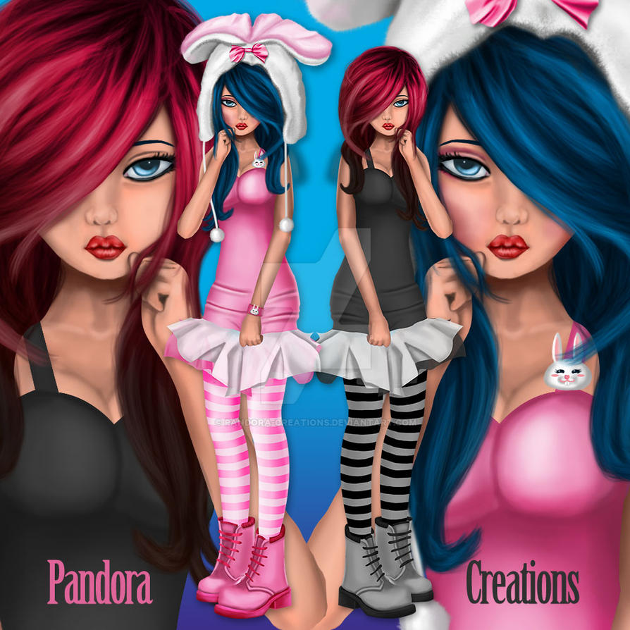 Bunny DA Pandora-Creations by Pandora-Creations