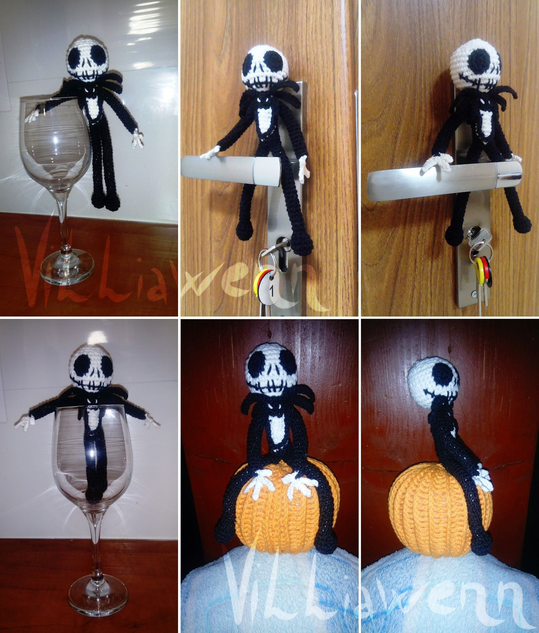 skeleton – Amigurumi Patterns | 2048x1744