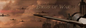 Signatur 'Birds of War'