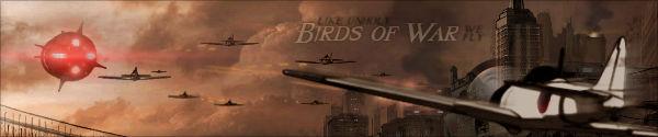 Signatur 'Birds of War'
