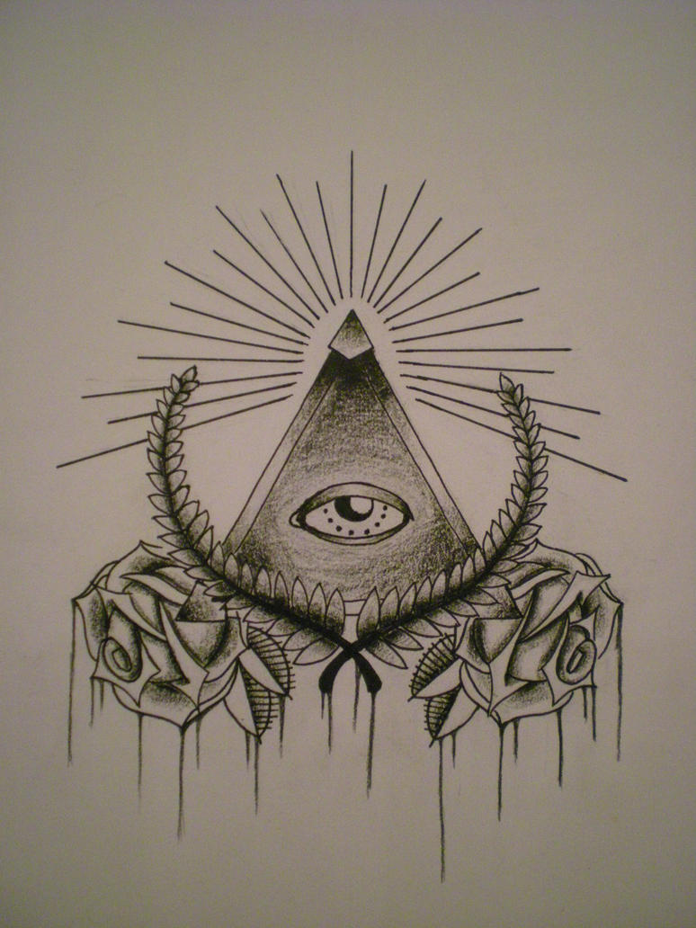 All Seeing by TruChalk