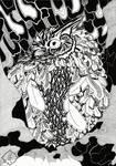 Owl by NamiAnArt