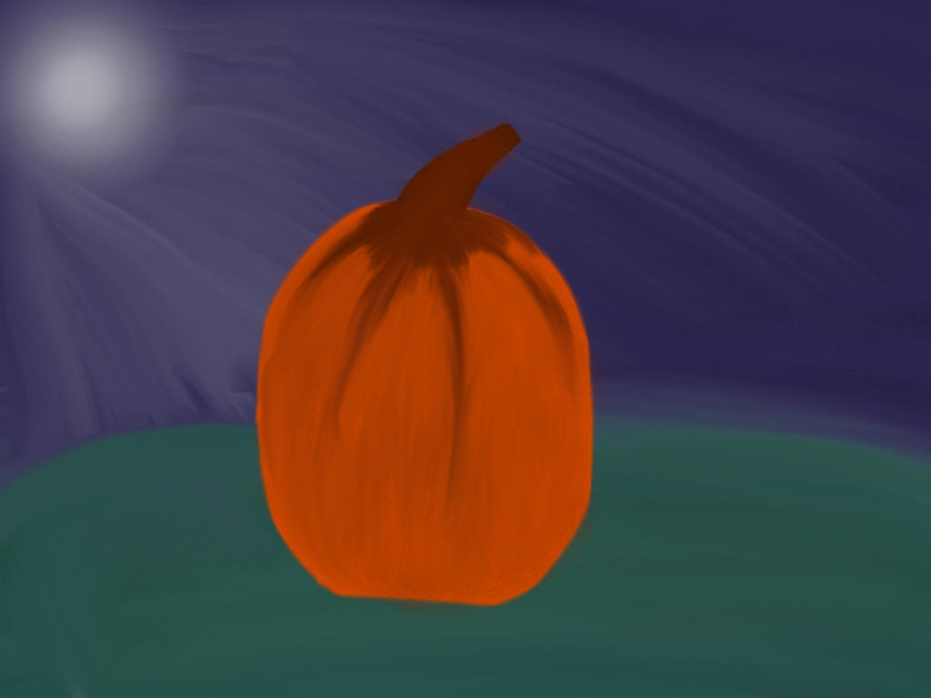 SKETCH A PUMPKIN by Copperpippy