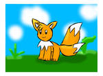 Tails the Eevee