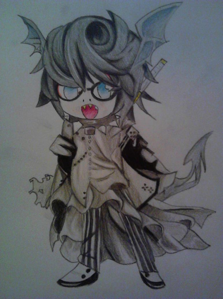 Gaia vim boy by negisasakura