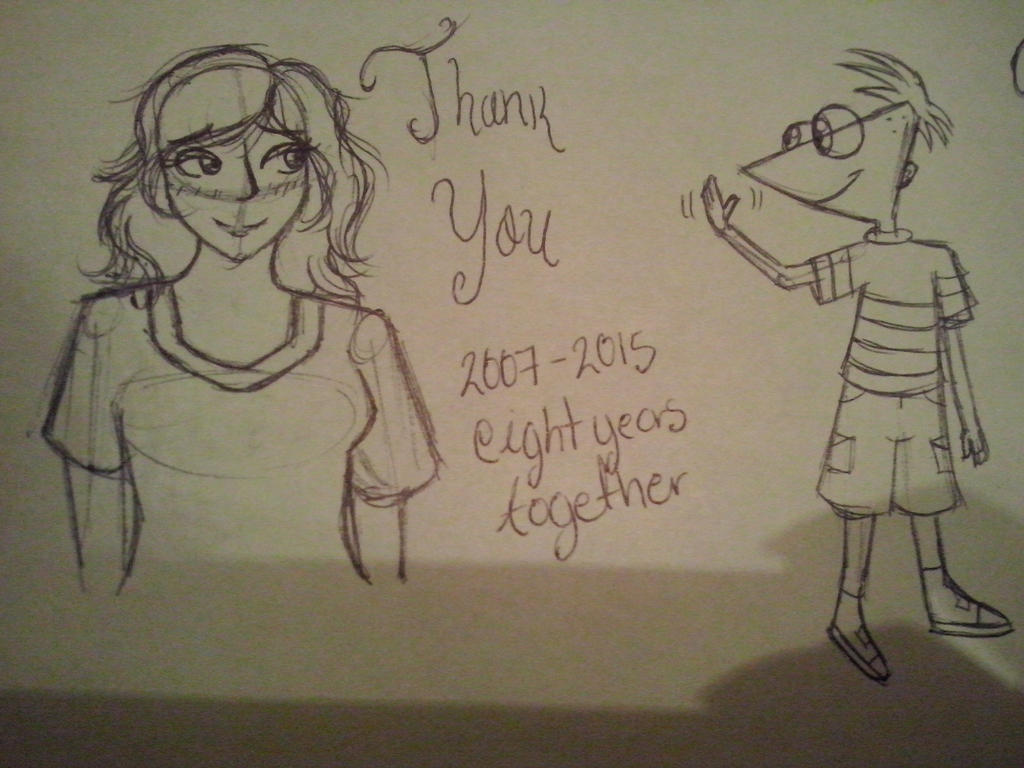 #LastDayOfPhineasAndFerb by IllusionLi