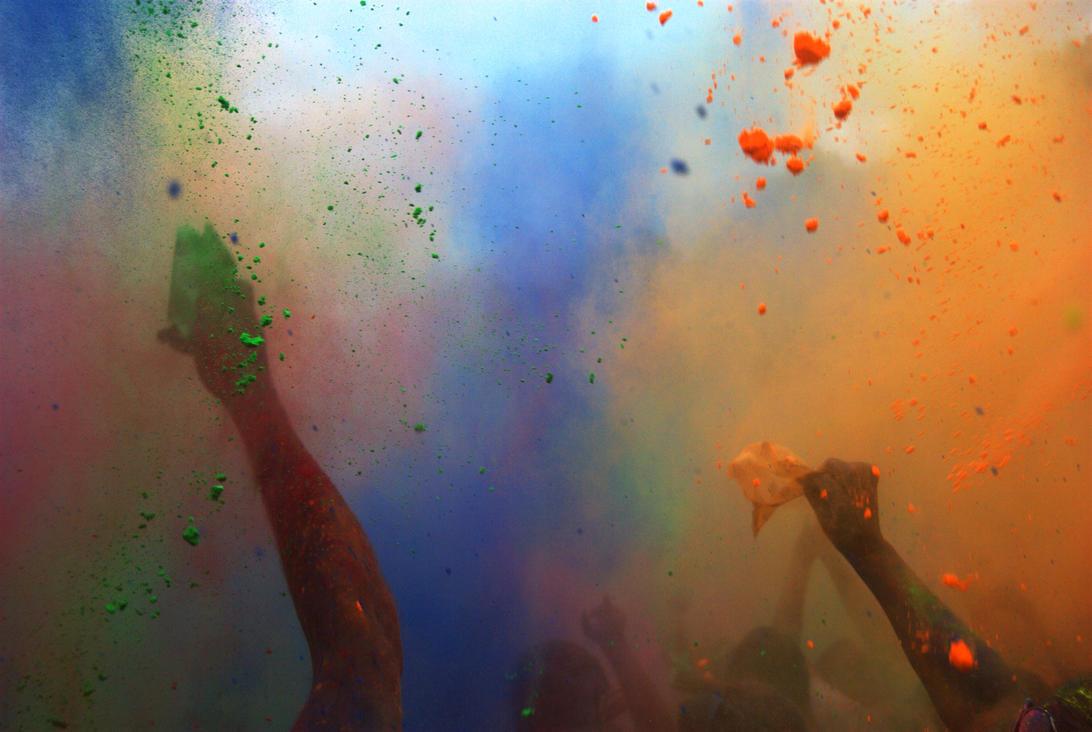 Colors by schwarzdrossel
