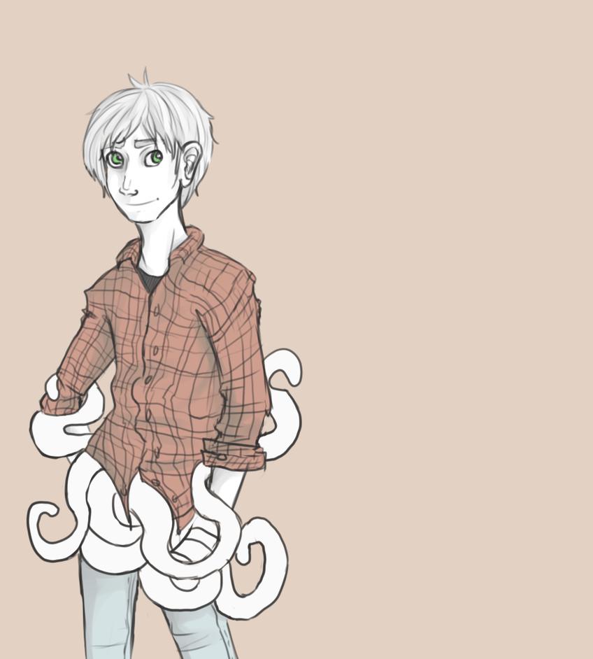 cutest tentacle monstermomocookie on deviantart