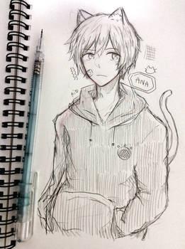 Ana the cat