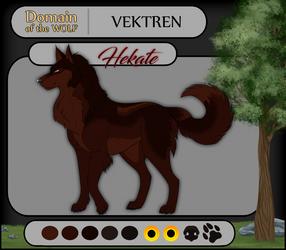 DOTW - Hekate, Mistress of Vektren by Halkuonn