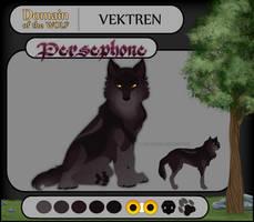 DotW REF - Persephone, Heiress of Vektren by Halkuonn