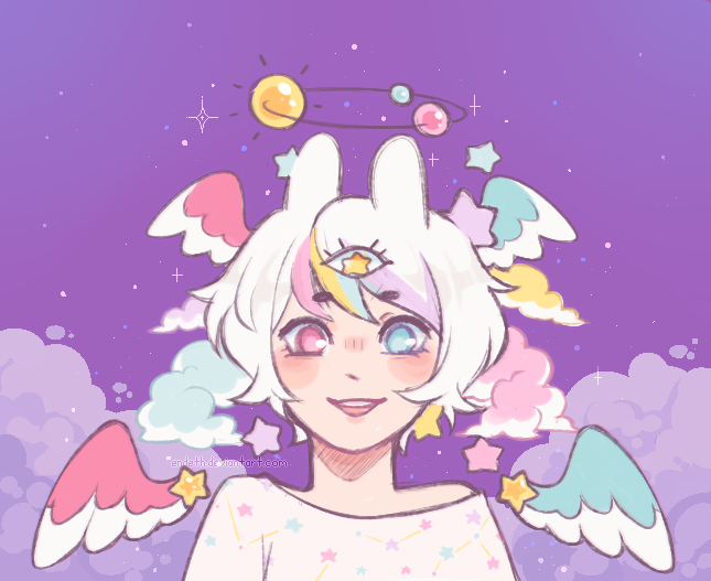 [P] sparkle emoji but sparklier