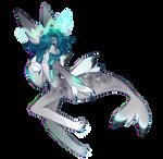 [Closed] Arctic Mermaid Astralune Auction