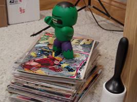 Hulk Says, Big Comix