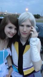 Riku and Alice (At night)