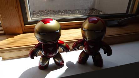 Ironman New vs Old