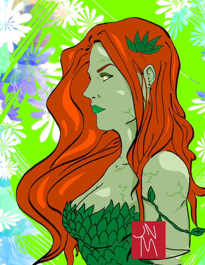 Poisonivycolored2 by jnmayers