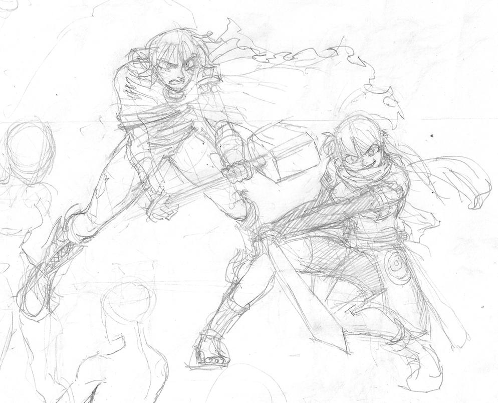 [Image: marley_and_oren_sketch_by_saigonakisage-d8aqfxv.jpg]