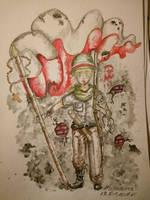 Little soldier by Hasmaris