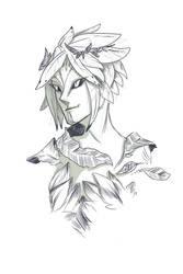 Commission Sketch Example - Belurae