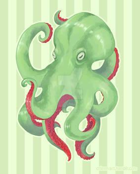Octomelon