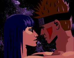 Under the Stars by IceBlueFoxFire